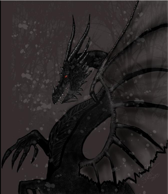 The Dragon Riddler (A Dark Fantasy Short)